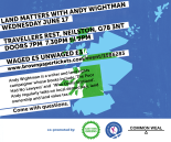 Andy Wightman in East Ren (Poster)
